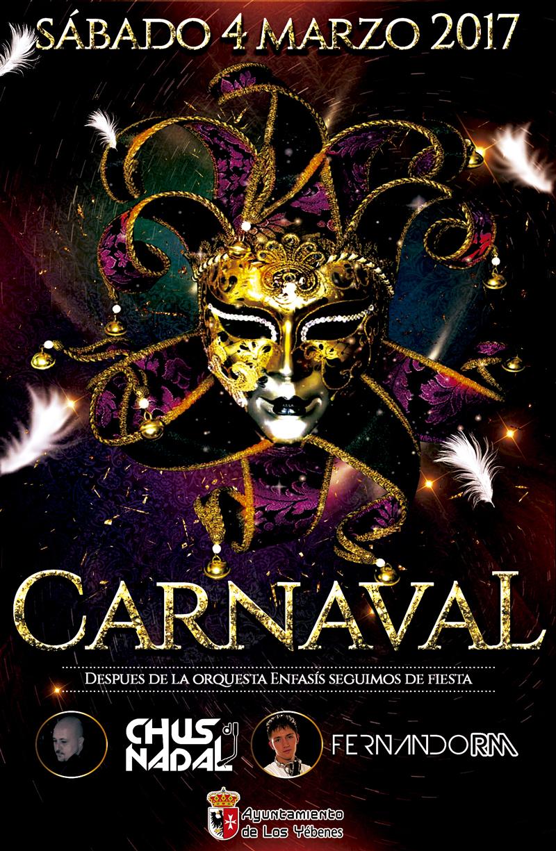 carnaval los yebenes