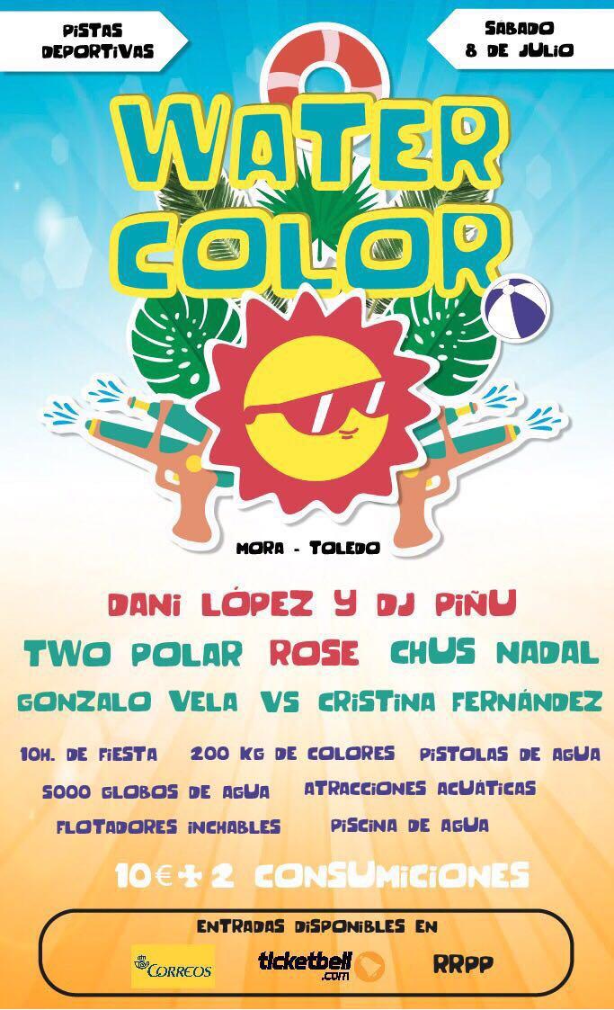 water color festival mora